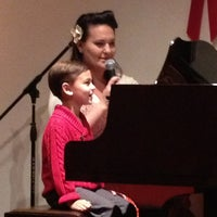 Photo taken at Cuchetti School Of Music by Jennifer S. on 12/8/2013
