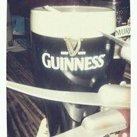 Photo taken at Dubliners Irish Pub by Maria B. on 10/31/2012