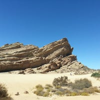 Photo taken at Vasquez Rocks Park by James S. on 9/22/2013