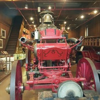 Photo taken at Fireman's Hall Museum by James S. on 4/29/2016