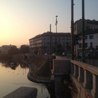 Photo taken at Darsena by Rebecca A. on 7/26/2013