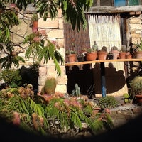 Photo taken at il giardino tra i ruderi by Rebecca A. on 7/10/2014