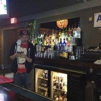 Photo taken at Bluefoot Bar & Lounge by Anjela P. on 11/13/2012