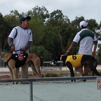 Photo taken at Naples-Fort Myers Greyhound Racing and Poker by Kelly M. on 3/18/2013