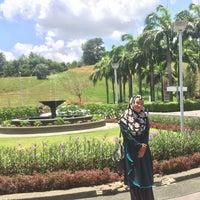 Photo taken at Dewan Seri Seroja, Presint 15 by Anis S. on 3/21/2017