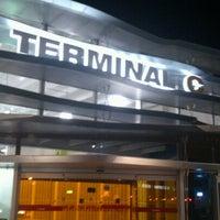 Photo taken at Terminal C by Douglas Q. on 10/26/2012