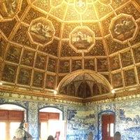 Foto tomada en Palácio Nacional de Sintra por Chris C. el 5/23/2013
