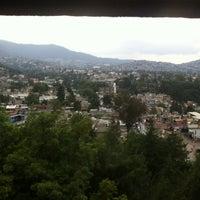 Photo taken at Fuentes Del Pedregal by Juan B. on 5/29/2013