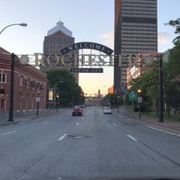Photo taken at City of Rochester by Roy V. on 6/9/2017