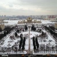 Photo taken at Географический факультет МГУ by Michael A K. on 3/20/2013
