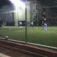 Photo taken at Champions Mini Football Club by George B. on 11/12/2012