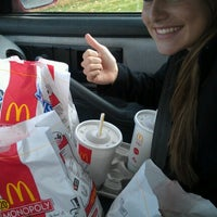Photo taken at McDonald's by Ally H. on 10/28/2012