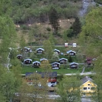 Photo taken at Flåm by Maxy P. on 5/4/2014