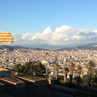 Photo prise au Muntanya de Montjuïc par Maxy P. le2/6/2013
