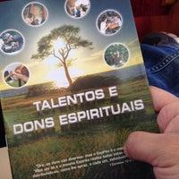Photo taken at Igreja Adventista do 7° Dia by Eli A. on 8/30/2014