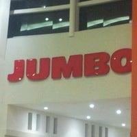 Photo taken at Jumbo by Jhon P. on 11/15/2012
