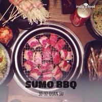 Photo taken at SumoBBQ by kun on 9/18/2013