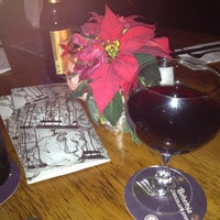 Photo taken at Franca Bistro by Hector R. on 12/23/2012