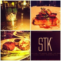 Photo taken at STK Rooftop by Joelma S. on 10/26/2013