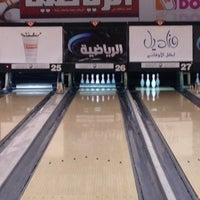 Photo taken at Universal Bowling Center by Noura on 2/5/2013