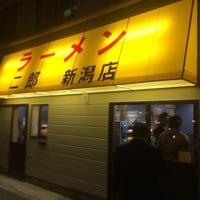 11/19/2015にeternaltaruがラーメン二郎 新潟店で撮った写真