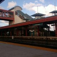 Photo taken at Tri-Rail - Delray Beach Station by Paul B. on 11/29/2015