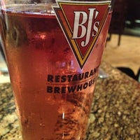 Photo taken at BJ's Restaurant and Brewhouse by Carmex V. on 10/31/2012