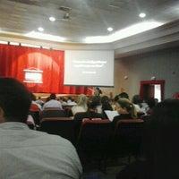 Photo taken at Teatro Dom Bosco by Rafael G. on 11/27/2012