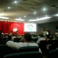 Photo taken at Teatro Dom Bosco by Rafael G. on 11/26/2012