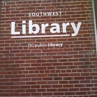 Photo taken at DC Public Library - Southwest by Woodrow W. on 7/15/2013