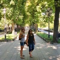 Снимок сделан в Парк «Стамбульский» пользователем SONGÜL A. 8/10/2018