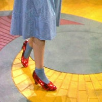 Photo taken at follow the yellow brick road by Vjestica S. on 8/4/2013