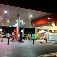 Photo taken at Caltex Taman Sejati by T A. on 3/11/2016