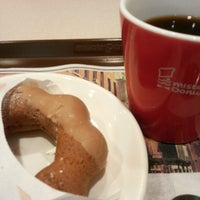 Photo taken at Mister Donut by Masato K. on 1/6/2015