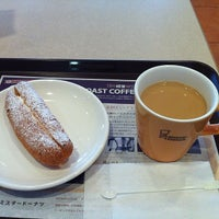 Photo taken at Mister Donut by Masato K. on 5/11/2014