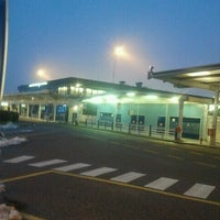"""Photo taken at Aeroporto di Verona """"Valerio Catullo"""" (VRN) by Giuseppe F. on 12/17/2012"""