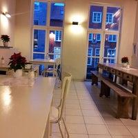 Photo taken at Barista by Pavlos K. on 12/13/2012
