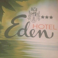 Photo taken at Hotel Eden by Dirk B. on 9/24/2013