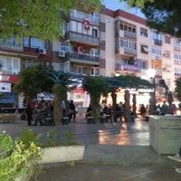 Photo taken at Forbes Caddesi by Ali B. on 10/28/2012