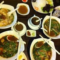 Photo taken at Saigon Cafe by Joel L. on 4/12/2015