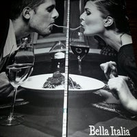Photo taken at Bella Italia by Priya P. on 1/1/2014