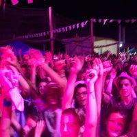 Photo taken at NotteRosa Rimini by Marta S. on 7/4/2014