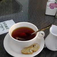 Photo taken at Dôme Café by Vinu V. on 11/18/2012