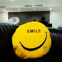 Photo taken at Mazda Phuket by Dew S. on 8/1/2013