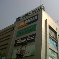 Photo taken at Mega Mall by Jeetu R. on 10/25/2012