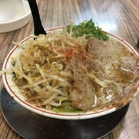 Photo taken at バリバリジョニー エイスクエア店 by すまふりー on 10/14/2017