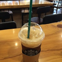 Photo taken at Starbucks by Hyunseung Y. on 4/16/2017