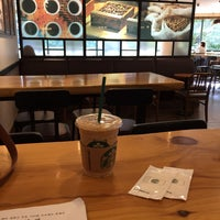 Photo taken at Starbucks by Hyunseung Y. on 6/3/2017