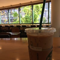 Photo taken at Starbucks by Hyunseung Y. on 4/23/2017