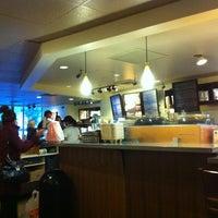 Photo taken at Starbucks by Kaz M. on 10/21/2012